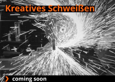 Kreatives Schweißen
