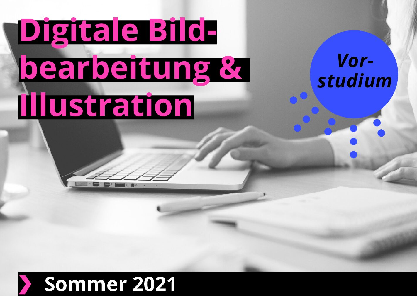 Digitale Bildbearbeitung & Illustration