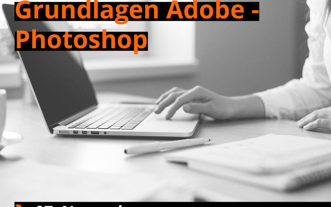 Adobe Grundlagen-Photoshop