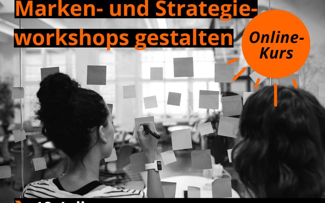 Marken- und Strategieworkshops gestalten