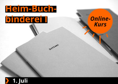 Heim-Buchbinderei I