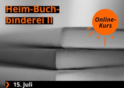 Heim-Buchbinderei II