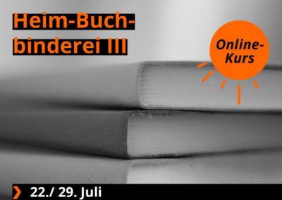 Heim-Buchbinderei III