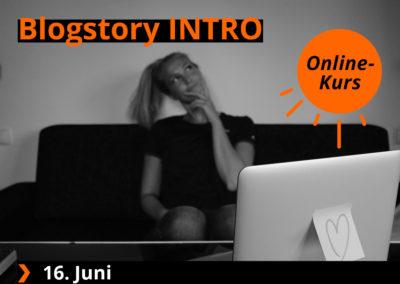 Blogstory INTRO