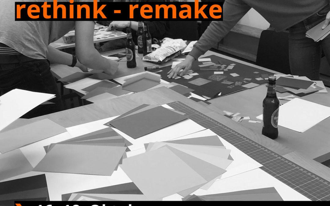 rethink – remake