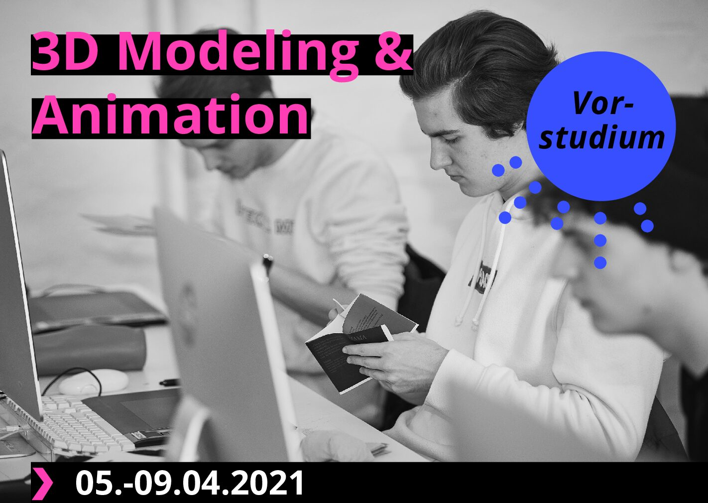 3-D Modeling & Animation
