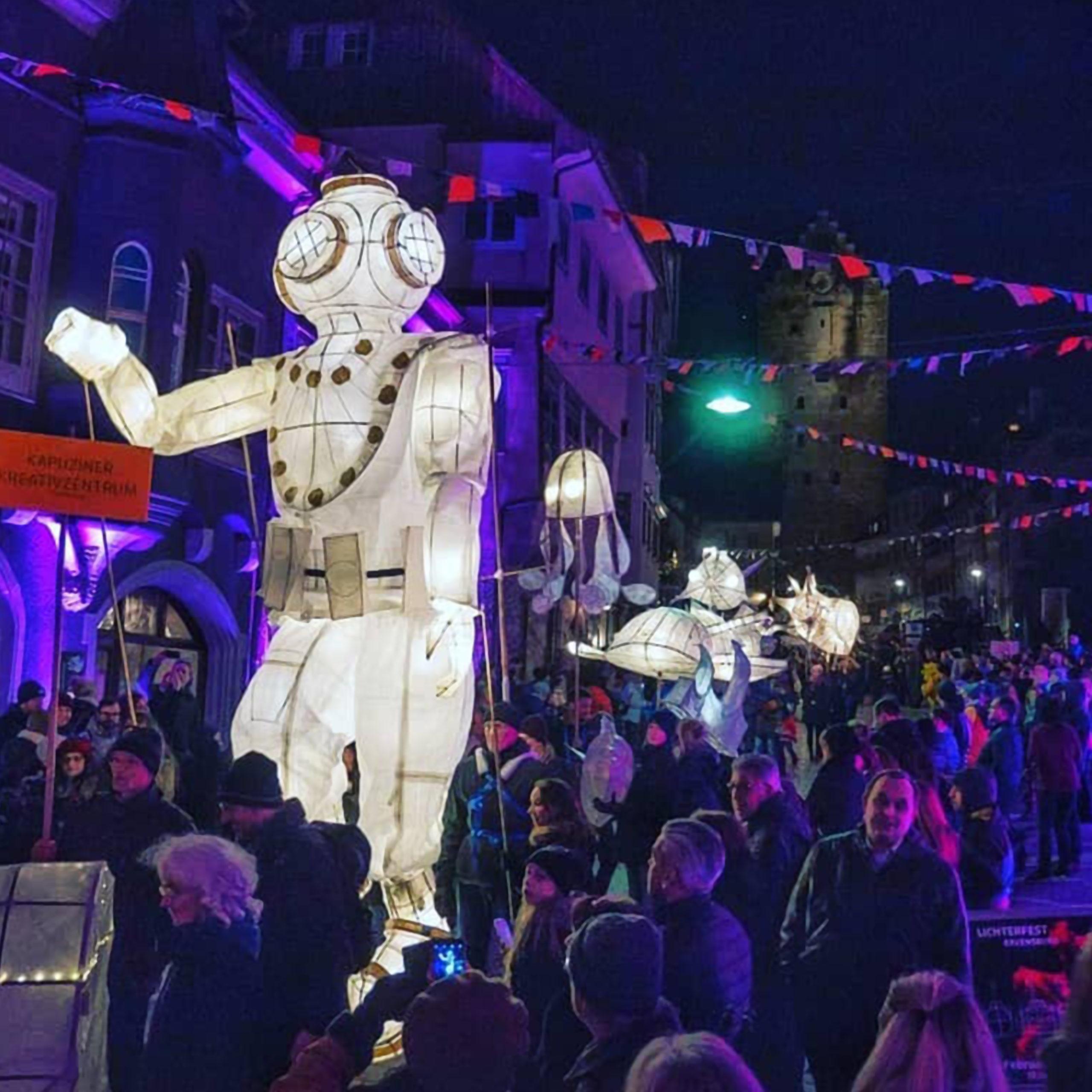 Lichterfest Ravensburg