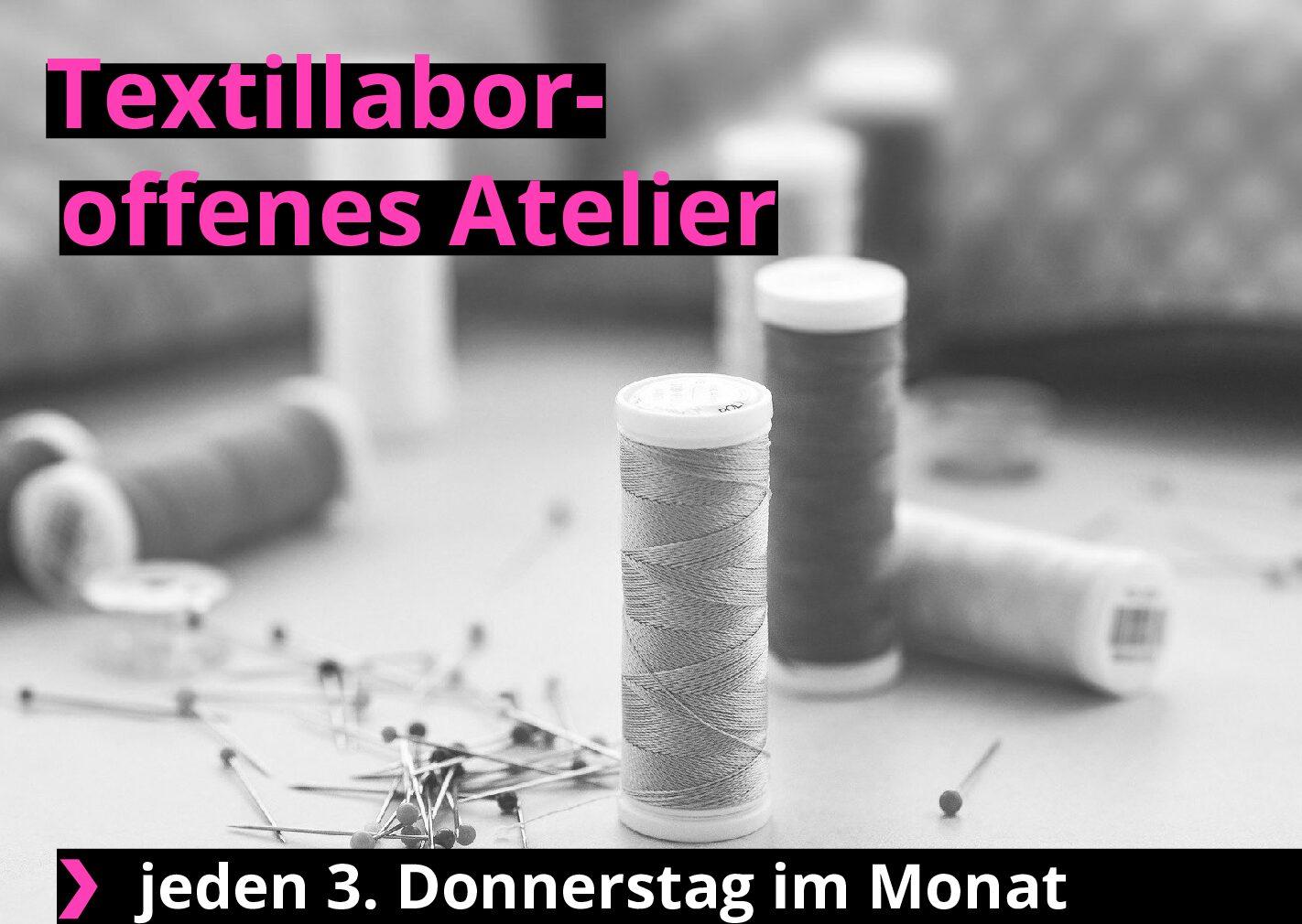 Textillabor-offener Kurs